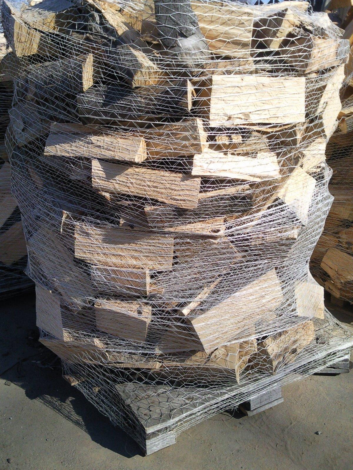Dřevo, peletky, brikety Opava