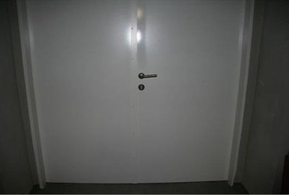 Bezpečnostní, protipožární, plechové dveře všech rozměrů - výroba