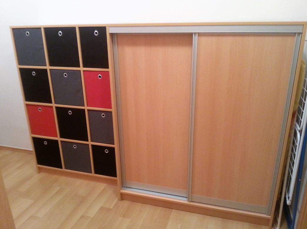 Vestavěné skříně -moderní nábytek a efektivně využitý prostor