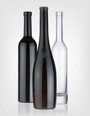 Láhve na víno - sklárny, výroba, prodej vinné láhve