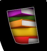 Knihařské zpracování – vazba knih V1 až V8 Praha