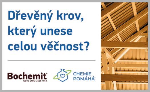 Preventivní ošetření, ochrana a impregnace s přípravky Bochemit