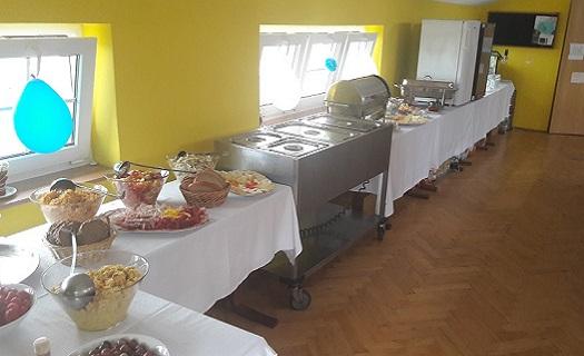 Cateringové služby, rauty, oslavy