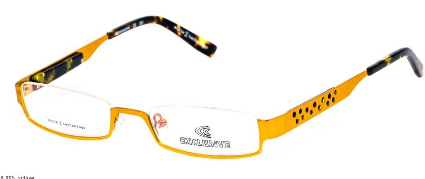 Nová kolekce brýlových obrub