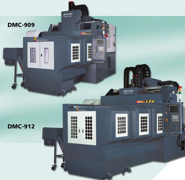 CNC portálová centra – krytovaná