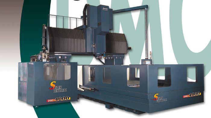 CNC portálová centra – otevřená