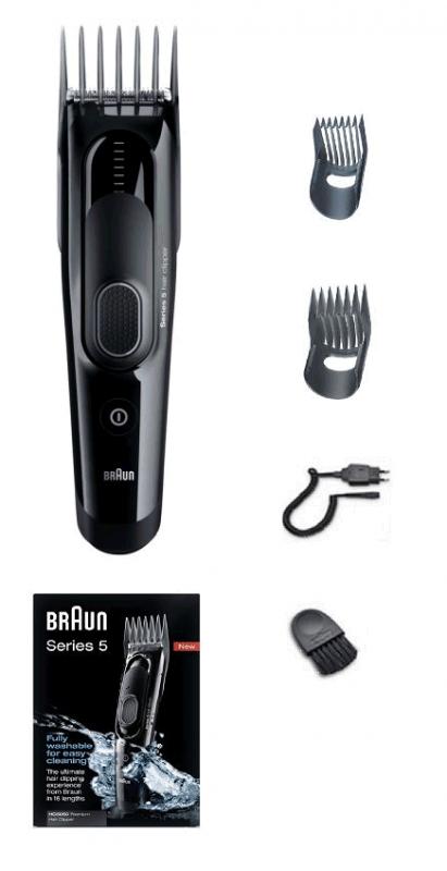 Precizní úprava vlasů a vousů