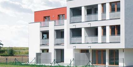 Zateplení - bytové domy