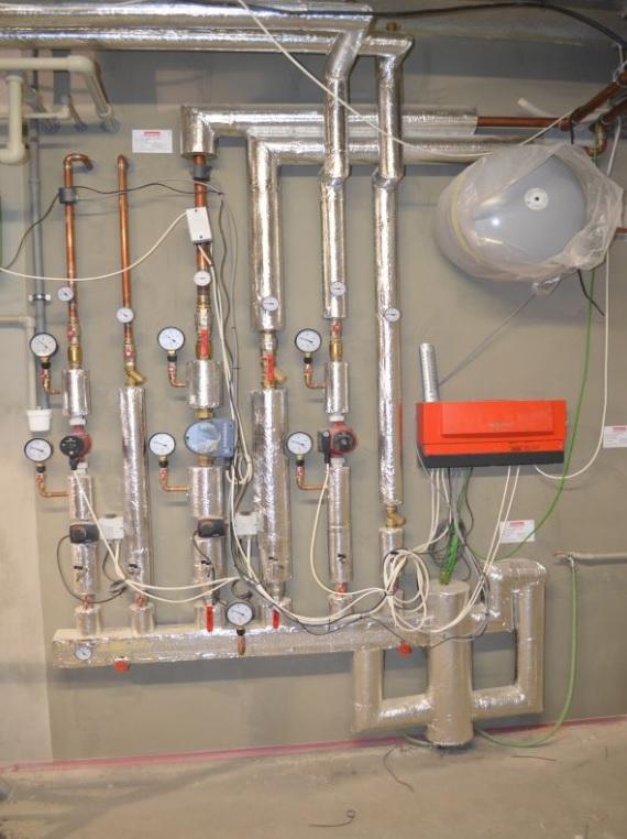 Plynařské práce - rekonstrukce, montáže, servis