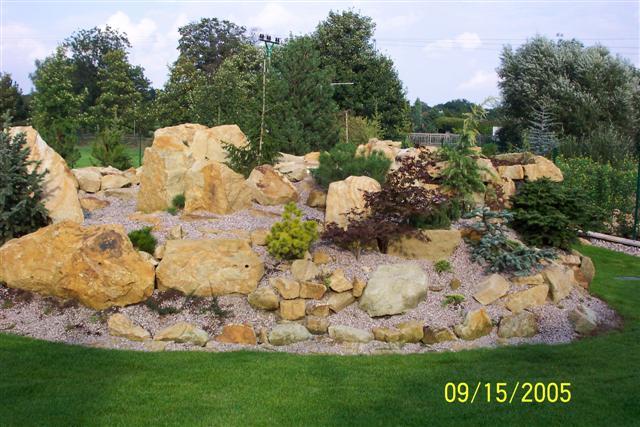 Návrhy realizace zahrad zahradní architekt jezírka Pardubice
