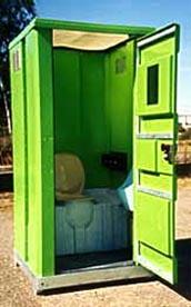 Dlouhodobý krátkodobý pronájem WC