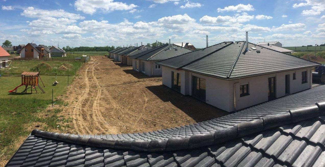 Realizace střechy na klíč, komplexní tesařské, klempířské a pokrývačské střešní práce