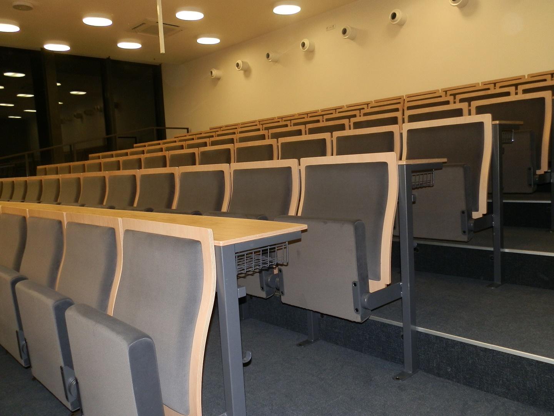 aula vzdělávacího centra FOSFA Břeclav