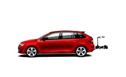 Autonosiče na tažné zařízení - nosiče na kola, koloběžky, motorku prodej, eshop