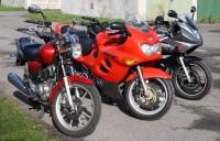 Řidičské oprávnění na motorku Hradec Králové