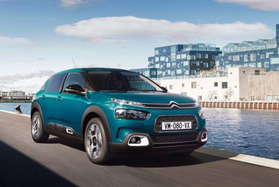 Pořiďte si Nový hatchback C4 Cactus a vyzkoušejte si jeho dokonalé vlastnosti v našem autosalonu Citroën