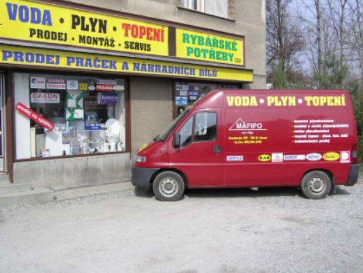Topenářské práce, montáž podlahového topení, radiátorů, plynospotřebičů, revize plynoinstalací