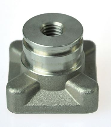Castings of carbon steel, stainless or alloy steel in the precision casting foundry Czech Republic