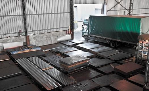 Možnost naší dopravy - kvalitní a levný hutní materiál