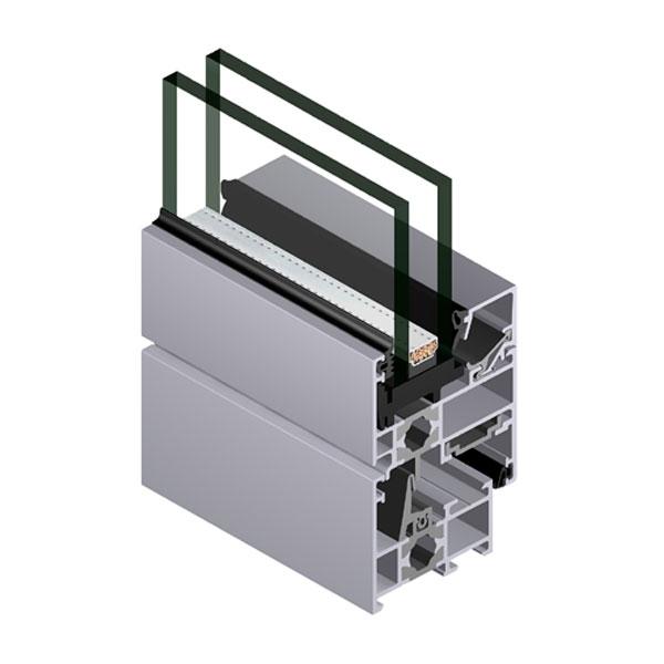 Hliníková okna, výroba, dovoz a montáž Sobotka - dlouhá životnost a robustnost, úzké pohledy a nejrozmanitější design