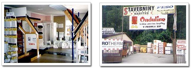 Praha, Stavebniny, zdící materiály, cement, cihly, sádrokarton