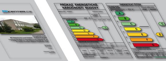 Průkaz energetické náročnosti - Hradec Králové