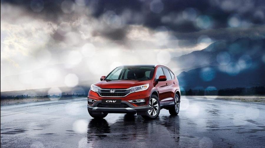 Prodej Honda CR-V Brno, inteligentní pohon všech kol, vyspělý bezpečnostní systém