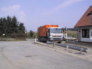 Svoz odpadu, ukládání odpadů, odvoz a likvidace sutí Uničov