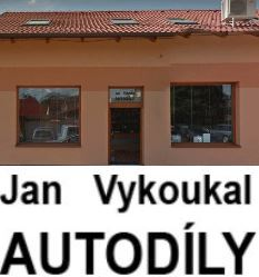 Náhradní díly Autodíly Vykoukal Jan