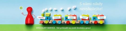 Personální poradenství, pracovní nabídky, zprostředkování práce ve firmách