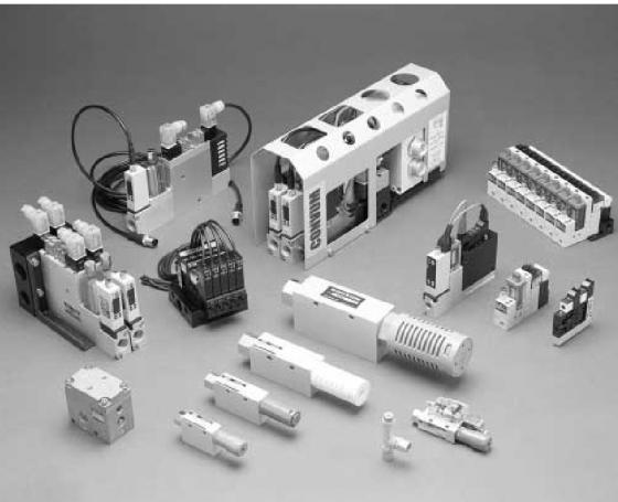 Vákuové systémy, vákuové generátory, ejektory, senzory, prísavky. Kompletná zákazka