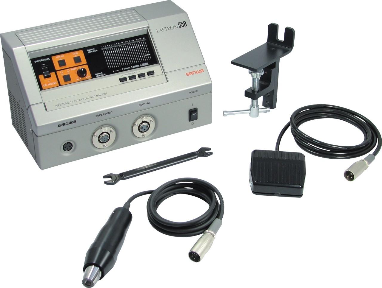 Prodej přístrojů pro leštění nástrojů a forem