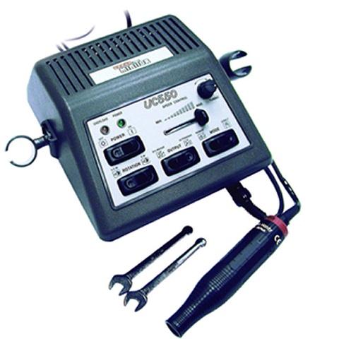 Elektrické přímočaré leštění - vybavení