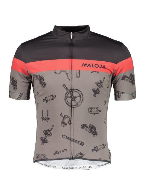 Pánské cyklistické triko Maloja