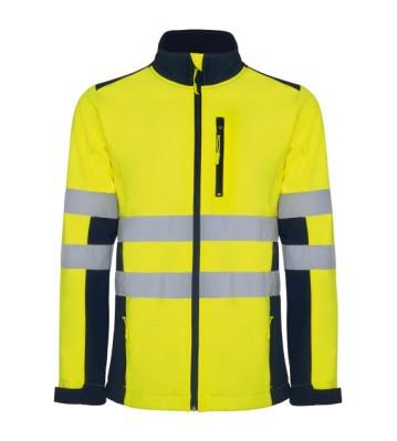 Prodej a potisk pracovních oděvů s reflexními prvky – vesty, mikiny a čepice