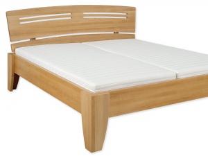 Dřevěné postele z masivu Písek