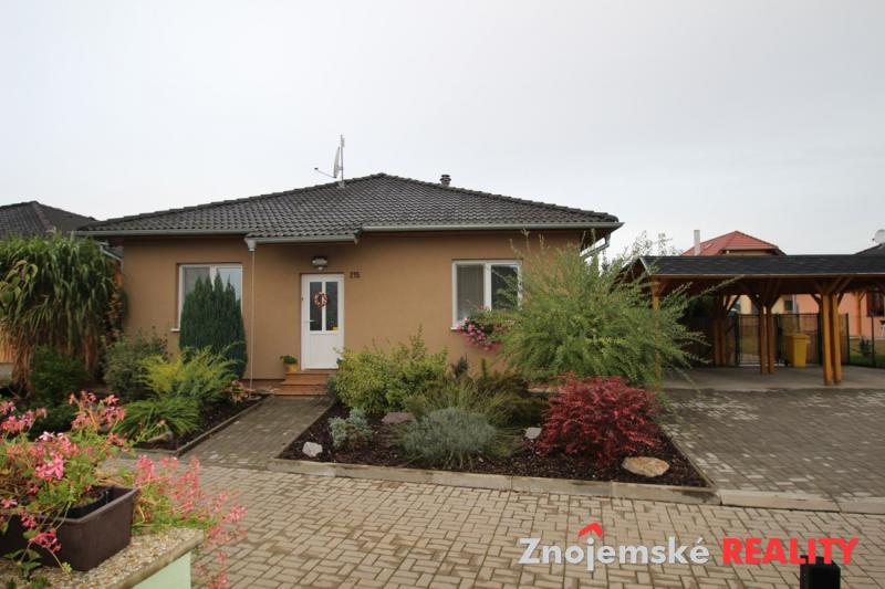 Dům k prodeji ve Znojmě