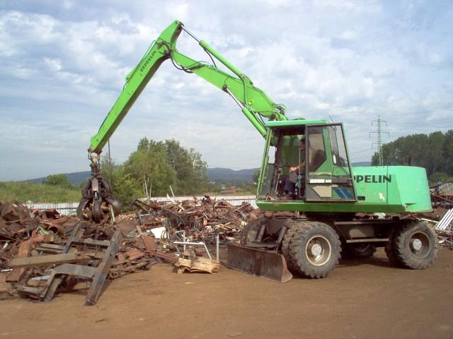 Nakládky a odvoz odpadů
