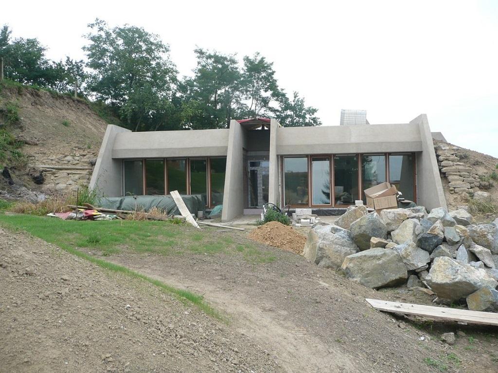 Výstavba rodinných domů a realizace novostaveb