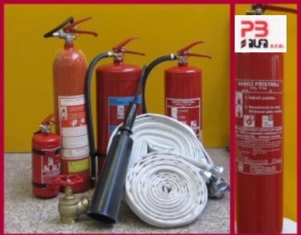 Požární ochrana - školení