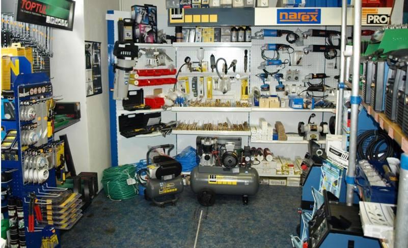 Prodej svařovací technika, vzduchotechnika, nářadí Opava