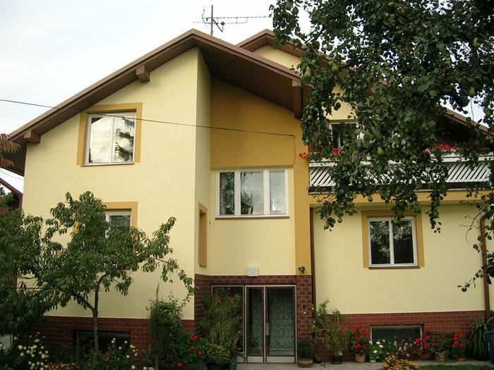 Zateplení, zateplování, fasád, budov Opava, Severní Morava