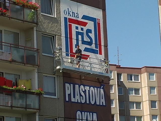Praha prodej závěsná lávka