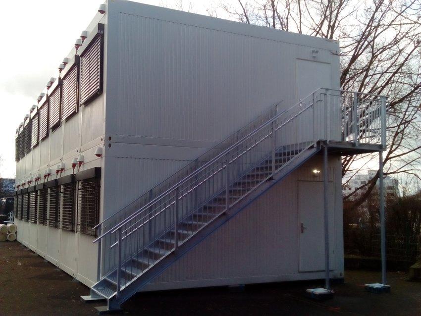 Výroba obytných kontejnerů Javorník – vyřeší nedostatek ubytovacích prostor
