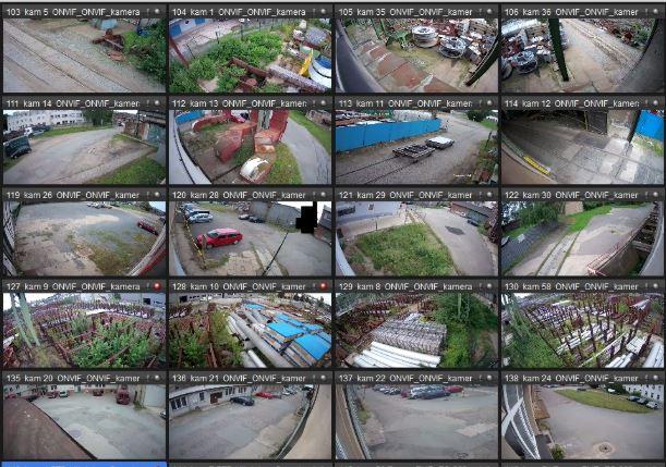 Přehled nad každým koutem sledovaného objektu zajistí kamerový systém