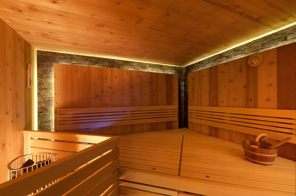 Sauna family pro 4 až 6 osob