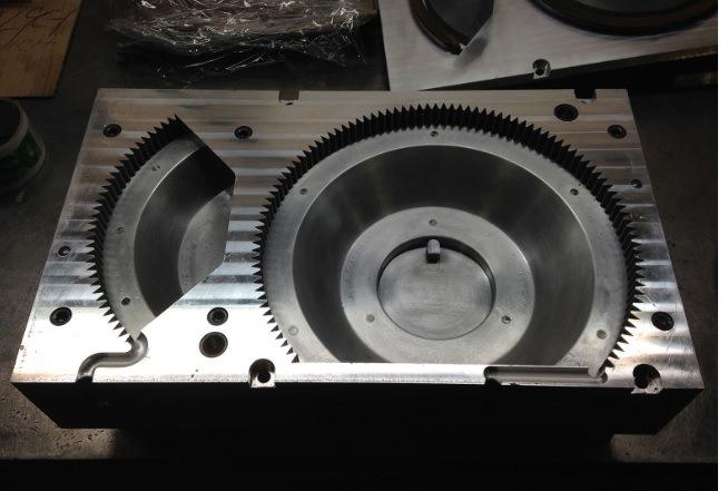Kovové formy pro voskové modely Brno - výroba dle požadavků