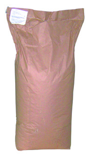 Granulované seno je baleno v 25 kg pytlích