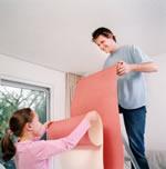 Tapetářské práce od firmy Kapitán – výhody moderních tapet pro Váš byt či kancelář