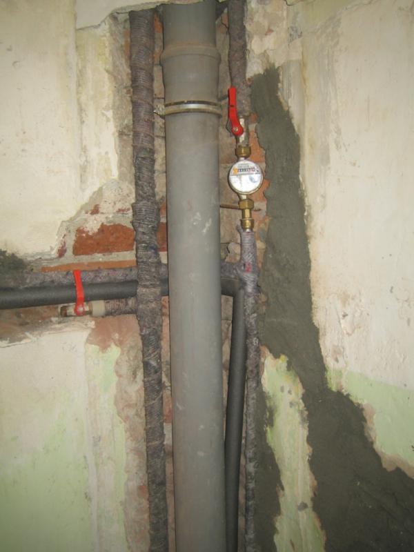 Odborný servisv oblasti instalatérských prací